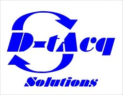 Exhibitor: D-tAcq Solutions